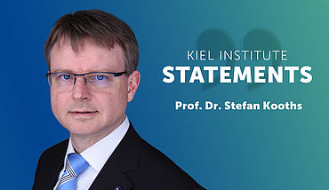 Kiel Institute Statements - Stefan Kooths