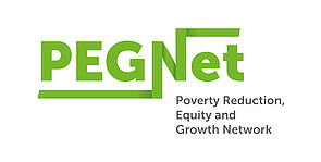 Poverty Reduction, Equity and Growth Network (PEGNet) - Logo
