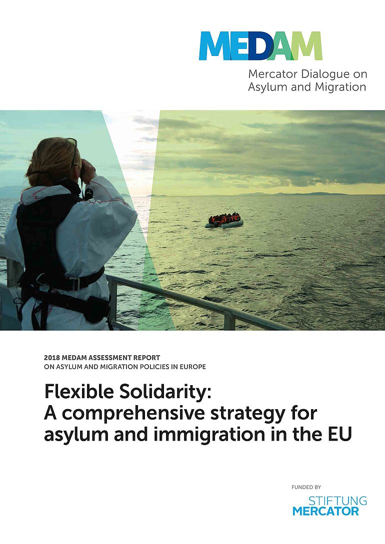 2018 MEDAM Assessment Report on Asylum and Migration Policies in Europe