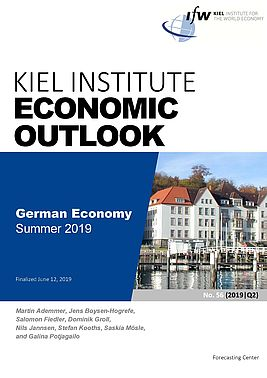 Kiel Institute Economic Outlook Germany, Nr. 56 (2019 | Q2)