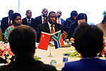 The then Deputy President Cyril Ramaphosa visits China, 14 - 15 Jul 2015