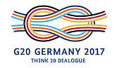 Logo G20 Germany 2017 Think 20 Dialogue