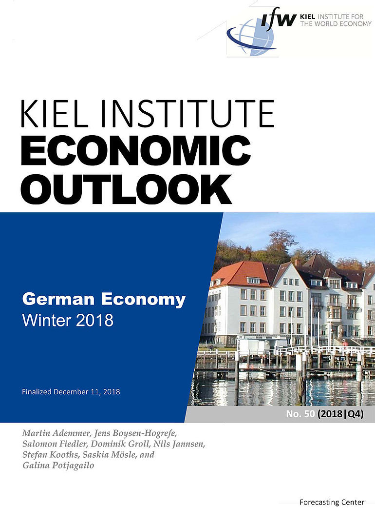 German Economy: Acceleration only Temporary (Winter 2018)