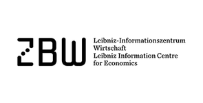 Leibniz-Informationszentrum Wirtschaft |  ZBW – Leibniz Information Centre for Economics