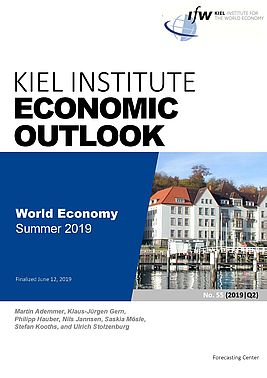 Kiel Institute Economic Outlook World, Nr. 55 (2019 | Q2)